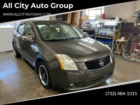 2009 Nissan Sentra for sale at All City Auto Group in Staten Island NY