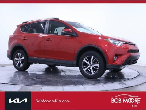 2017 Toyota RAV4 for sale at Bob Moore Kia in Oklahoma City OK