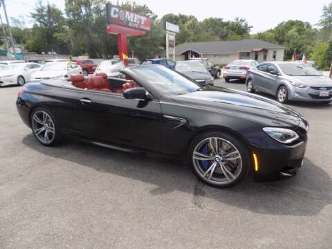 2016 BMW M6 for sale at Comet Auto Sales in Manchester NH