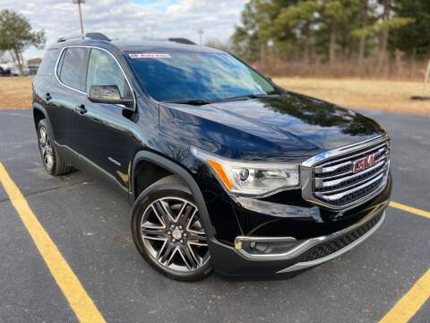 2017 GMC Acadia for sale at D3 Auto Sales in Des Arc AR