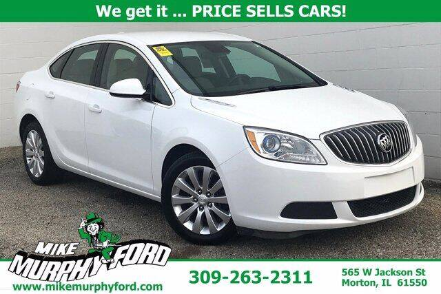 2017 Buick Verano for sale at Mike Murphy Ford in Morton IL