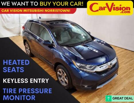 2017 Honda CR-V for sale at Car Vision Mitsubishi Norristown in Trooper PA