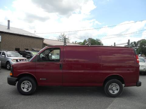 2006 Chevrolet Express Cargo for sale at All Cars and Trucks in Buena NJ