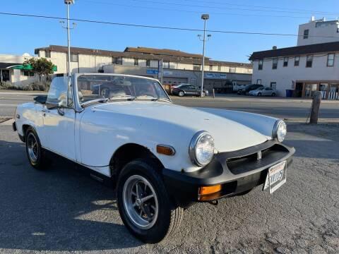 1977 MG Midget for sale at Dodi Auto Sales in Monterey CA