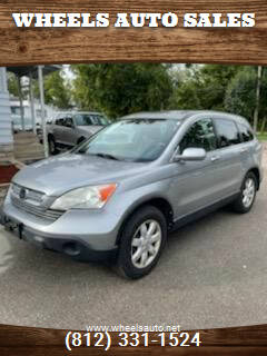 2007 Honda CR-V for sale at Wheels Auto Sales in Bloomington IN