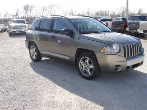 2007 Jeep Compass for sale at Frieling Auto Sales in Manhattan KS