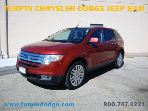 2008 Ford Edge for sale at Turpin Dodge Chrysler Jeep Ram in Dubuque IA