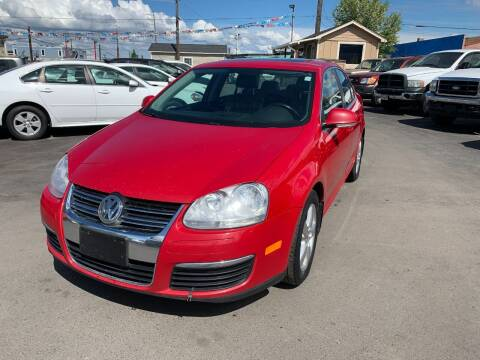 2008 Volkswagen Jetta for sale at ALASKA PROFESSIONAL AUTO in Anchorage AK