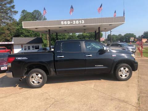 2007 Toyota Tundra for sale at BOB SMITH AUTO SALES in Mineola TX