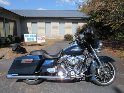 2012 Harley-Davidson Street Glide for sale at Blue Ridge Riders in Granite Falls NC