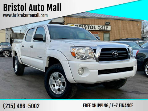 2007 Toyota Tacoma for sale at Bristol Auto Mall in Levittown PA