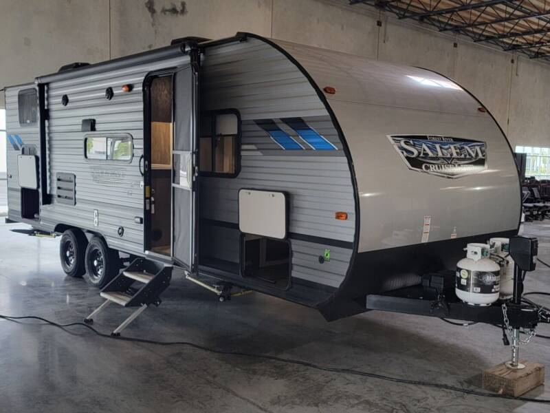 2021 Forest River Salem Cruise Lite T220BHXL for sale at JB Motorsports LLC in Portland OR