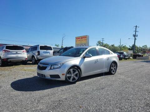 2013 Chevrolet Cruze for sale at TOMI AUTOS, LLC in Panama City FL