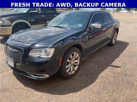 2018 Chrysler 300 for sale at STANLEY FORD ANDREWS in Andrews TX