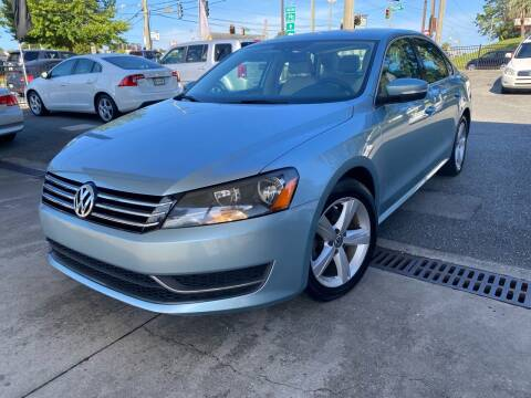 2013 Volkswagen Passat for sale at Michael's Imports in Tallahassee FL