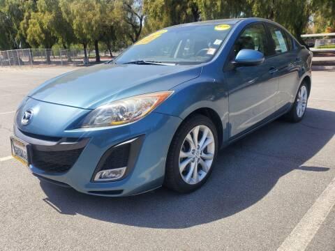 2011 Mazda MAZDA3 for sale at ALL CREDIT AUTO SALES in San Jose CA