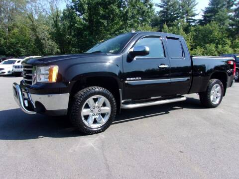 2013 GMC Sierra 1500 for sale at Mark's Discount Truck & Auto in Londonderry NH