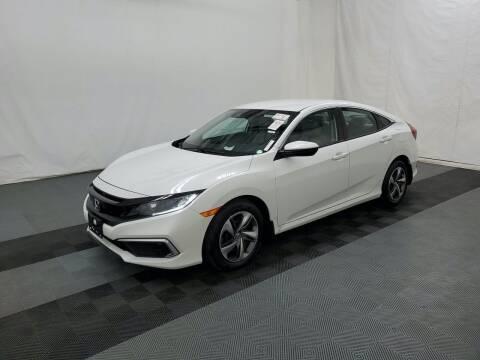 2018 Honda Civic for sale at SILVER ARROW AUTO SALES CORPORATION in Newark NJ