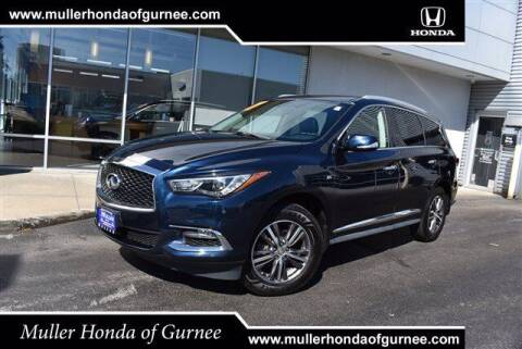 2017 Infiniti QX60 for sale at RDM CAR BUYING EXPERIENCE in Gurnee IL