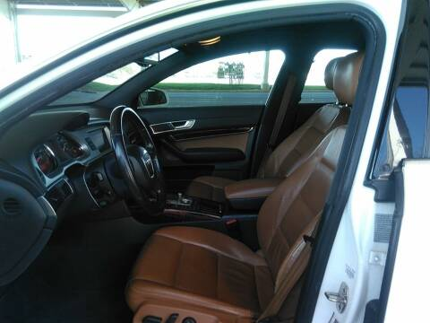 2008 Audi A6 for sale at MOUNT EDEN MOTORS INC in Bronx NY