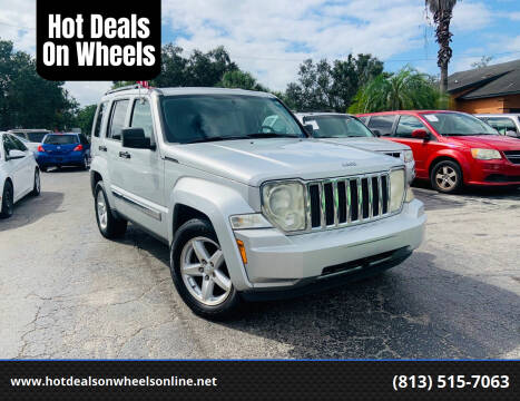 2009 Jeep Liberty for sale at Hot Deals On Wheels in Tampa FL