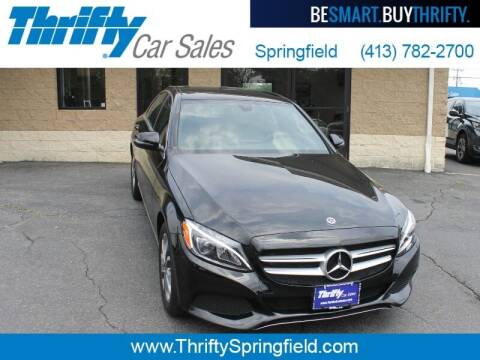 2018 Mercedes-Benz C-Class for sale at Thrifty Car Sales Springfield in Springfield MA