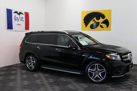 2019 Mercedes-Benz GLS for sale at Carousel Auto Group in Iowa City IA