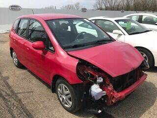 2008 Honda Fit for sale at WELLER BUDGET LOT in Grand Rapids MI