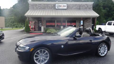 2006 BMW Z4 for sale at Driven Pre-Owned in Lenoir NC