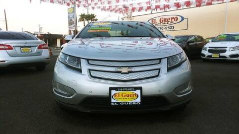 2015 Chevrolet Volt for sale at El Guero Auto Sale in Hawthorne CA