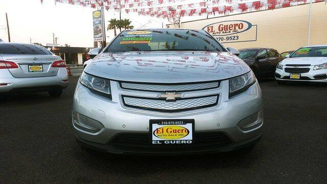 2015 Chevrolet Volt for sale at El Guero Auto Sale in Hawthorne CA