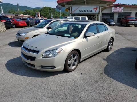 2011 Chevrolet Malibu for sale at Ellis Auto Sales and Service in Middlesboro KY