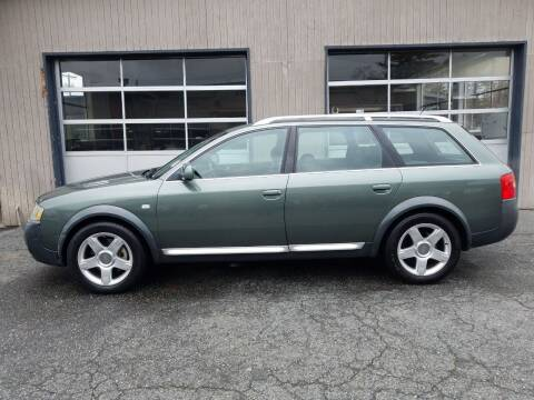 2002 Audi Allroad for sale at Westside Motors in Mount Vernon WA