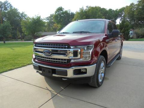 2019 Ford F-150 for sale at D & P Sales LLC in Wichita KS