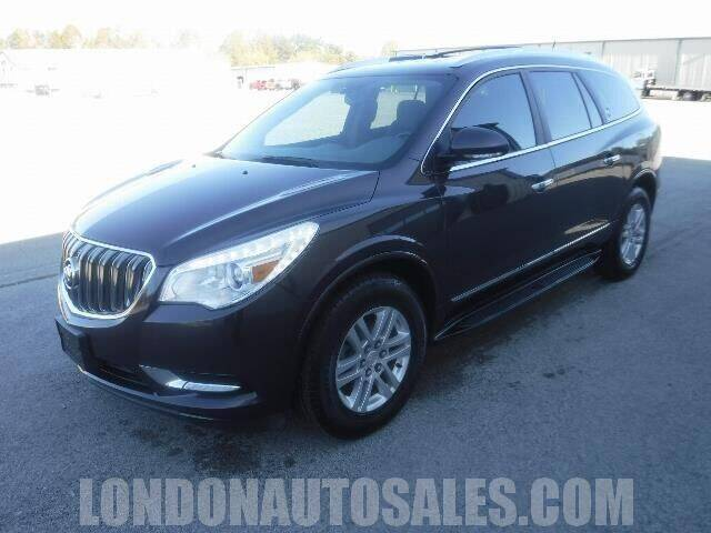 2015 Buick Enclave for sale at London Auto Sales LLC in London KY