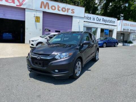 2017 Honda HR-V for sale at Bay Motors Inc in Baltimore MD