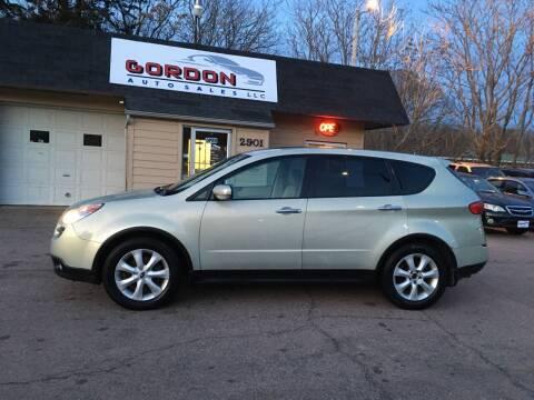 2006 Subaru B9 Tribeca for sale at Gordon Auto Sales LLC in Sioux City IA