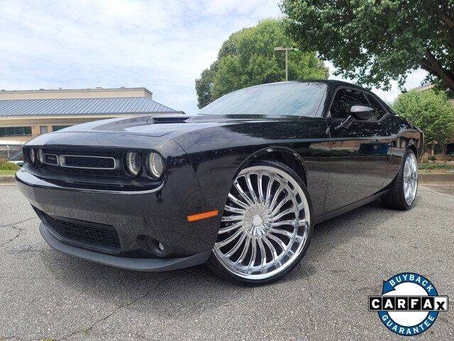 2015 Dodge Challenger for sale at Carma Auto Group in Duluth GA