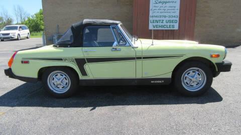 1978 MG Midget