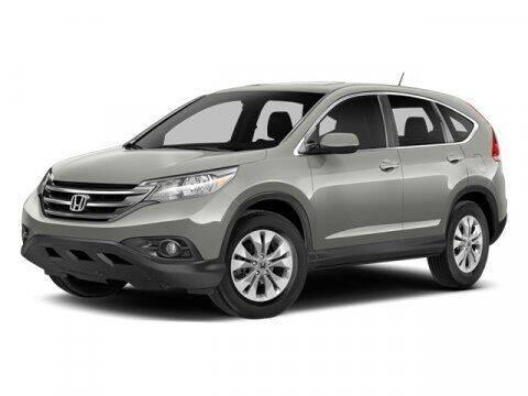 2014 Honda CR-V for sale at Suburban Chevrolet in Claremore OK