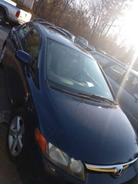 2006 Honda Civic for sale at Delgato Auto in Pittsboro NC