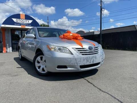 2007 Toyota Camry for sale at OTOCITY in Totowa NJ
