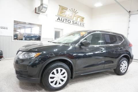 2017 Nissan Rogue for sale at Elite Auto Sales in Ammon ID