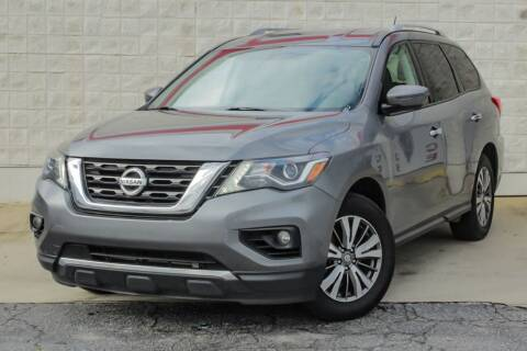 2018 Nissan Pathfinder for sale at Cannon Auto Sales in Newberry SC
