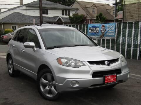 2007 Acura RDX for sale at The Auto Network in Lodi NJ