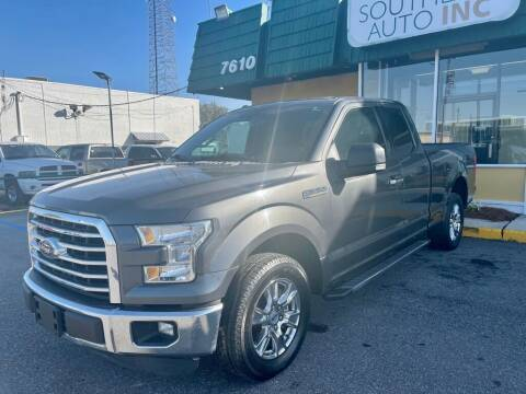 2015 Ford F-150 for sale at Southeast Auto Inc in Baton Rouge LA