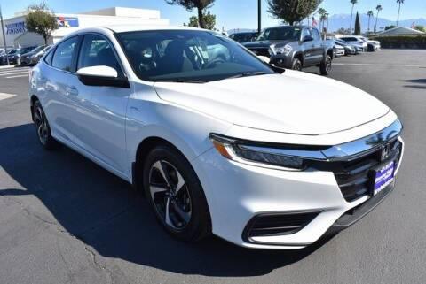 2021 Honda Insight for sale at DIAMOND VALLEY HONDA in Hemet CA
