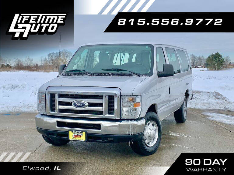 2012 Ford E-Series Wagon for sale in Elwood, IL