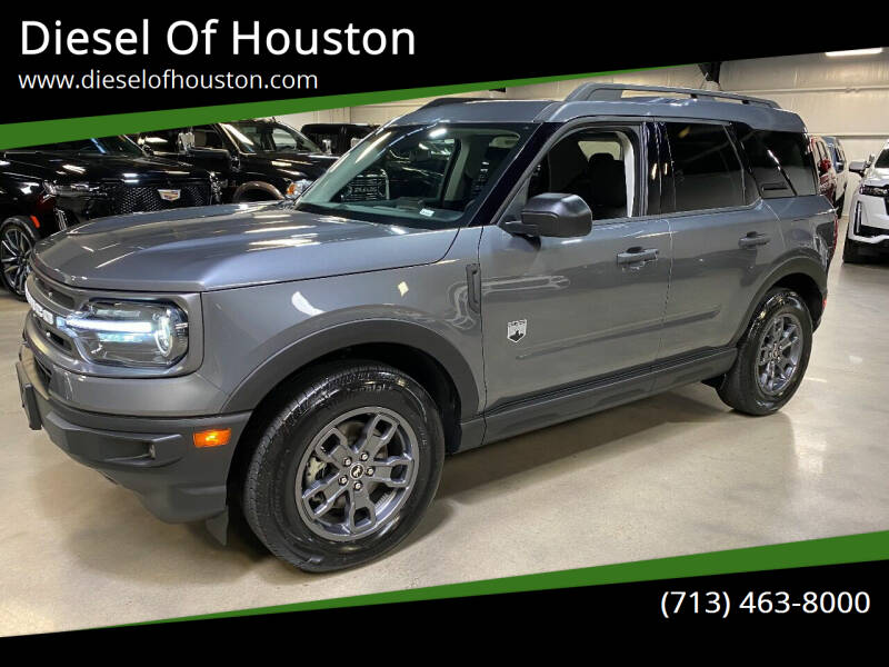 2021 Ford Bronco Sport for sale at Diesel Of Houston in Houston TX