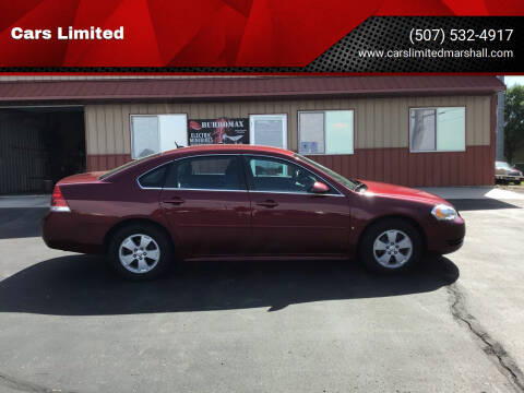 2010 Chevrolet Impala for sale at Cars Limited in Marshall MN